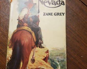 Nevada By Zane Grey Copyright 1928
