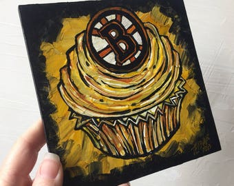 Boston Bruins Art Etsy