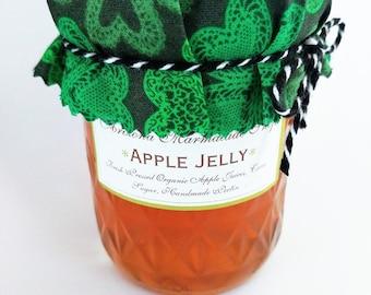 St Patrick's Day Jam Gift/ Irish Lover Jam Gift/8 oz Jam/ YourChoice
