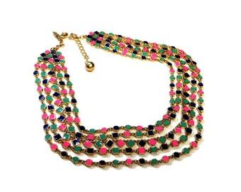 Vintage Large Kate Spade Necklace