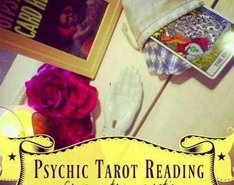 Full Hour Psychic Tarot Reading