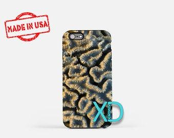 Coral iPhone Case, Ocean iPhone Case, Coral iPhone 8 Case, iPhone 6s Case, iPhone 7 Case, Phone Case, iPhone X Case, SE Case