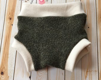 Wool Diaper Cover Ready To Ship