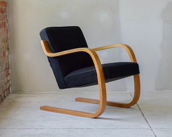 1930's Alvar Aalto Model 402 Lounge Chair for Artek
