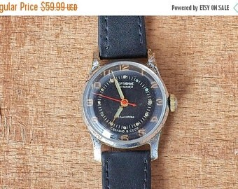 "Soviet watch ""Sports"" ,Russian watch ,Mens watch ,Mechanical watch, Vintage watch"