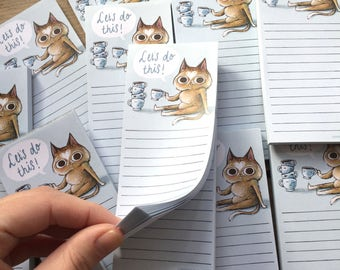 Coffeecat Notebook