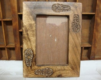 Wood 4x6 Picture Frame