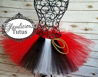 Ringmaster Tutu   Ringmaster costume   Ringmaster birthday outfit  Halloween Costume  Newborn- adult listing