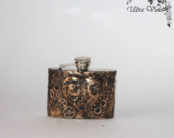 Exclusive Hip Flask 120 ml (4oz)