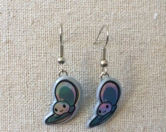 Tokidoki Clamshell Earrings