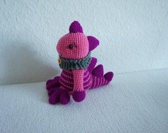 Baby Dinosaur Crochet Pattern