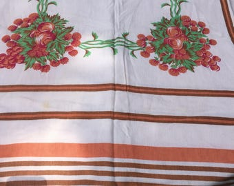 Vintage tablecloths LOT and FREE SHIPPING or best offer