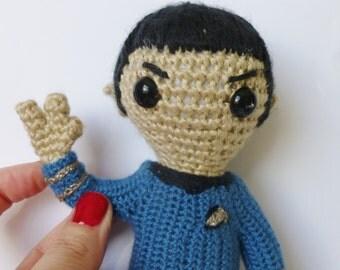 Amigurumi Star Trek : Lil Killer Cuties by LilKillerCuties on Etsy