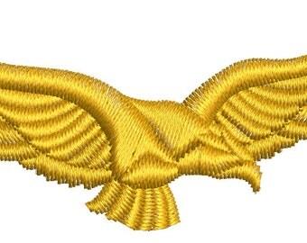 eagle Machine Embroidery Design