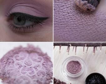 Eyeshadow: Training Post Dove - Light Castle. Lilac matte eyeshadow by SIGIL inspired.