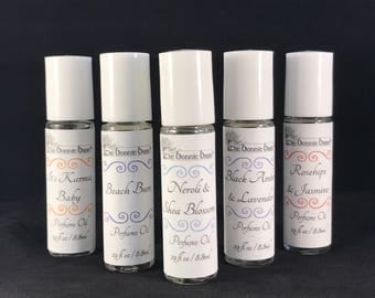Perfume Oil Roll-ons