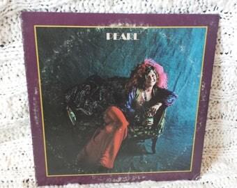 "Janis Joplin - ""Pearl"" vinyl record"