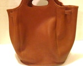 Vintage Coach Leather Backpack  **REDUCED**