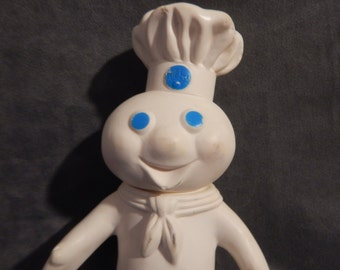 Vintage Pillsbury Dough Boy Doll 1971