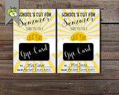 thank you gift card holder, garden centre, gift card, shopping gift card, school out, Teacher gift, end of year tag, Thank you, Printable