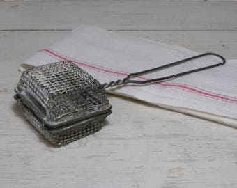 Antique Wire Soap Saver