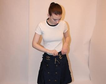 Naval skirt