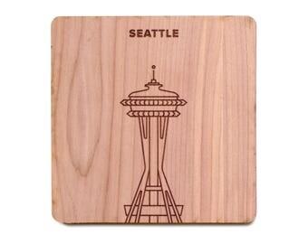 Seattle Coaster - Space Needle