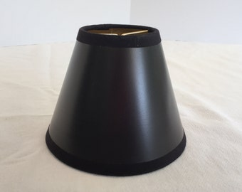 NEW Black Chandelier Shades 7 available