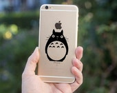 iPhone Decal- iPad Decal, MacBook Decal- Totoro Decal for iPhone- Car Decal