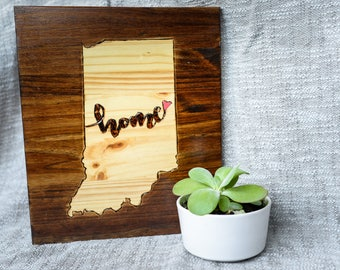 Home | Wood Burnt Map