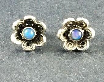 Mediterranean Petite Pearl Earrings - Vol 4