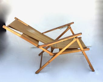 Camp Chair Etsy