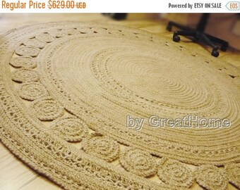 Ready To Ship 4 5 Ft 137 Cm Exclusive Round Rug By By