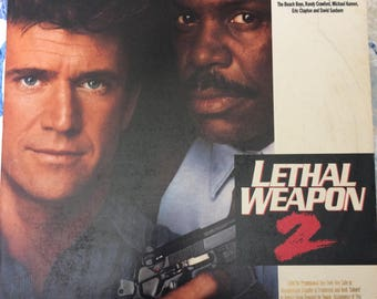 Lethal Weapon/Top Gun Soundtracks