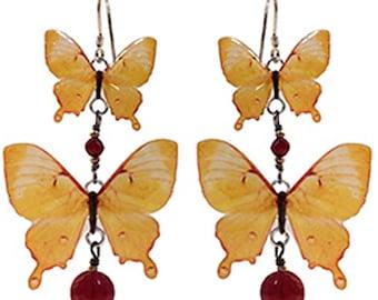 Orecchini farfalle 26