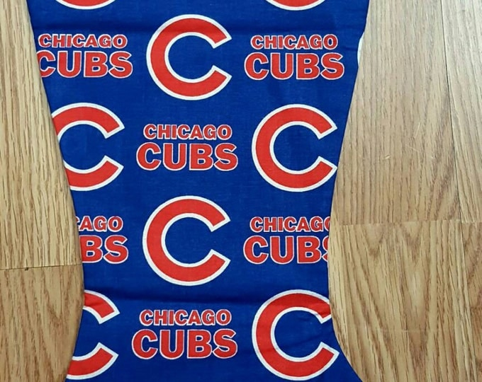 Cubs Christmas Stocking