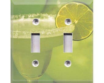Fiesta Collection - Margarita Double Light Switch Cover