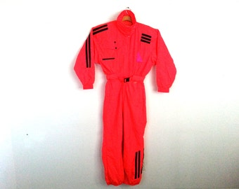 Rad Vintage 80s 90s Ski Suit Obermeyer Women's 12