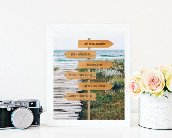 Personalized DIY Printable I Family Printable I Personalized Family Art I Custom Artwork I Gift