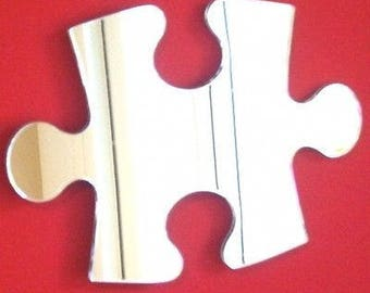 Jigsaw Single Piece - In several sizes