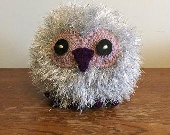Scruffy Owls