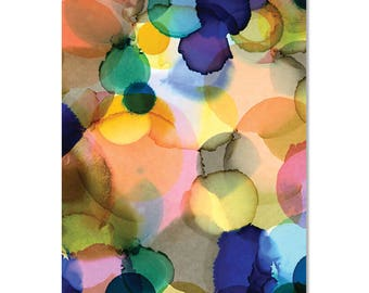 Drips & Drops Wrapping Paper   Made in Australia