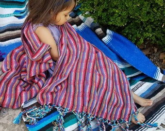 9 foot Mexican Rebozo For Partera Midwife Doula Birth
