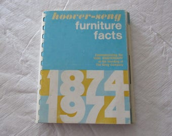 Hoover-Seng Furniture Facts 1974