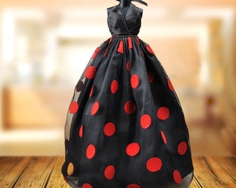 NEW STYLE Handmade Dolls Clothes Evening Dress Party Gown Outfit for Barbie Dolls