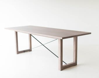 wood table top, weathered grey, dining table top, grey dining table, grey wash dining table