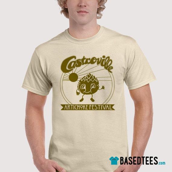 Castroville  T-Shirt