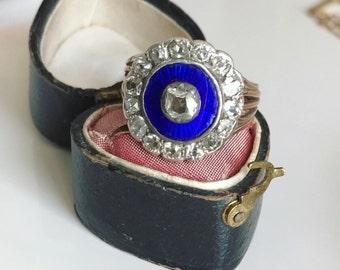 Georgian/Victorian Memorial Ring