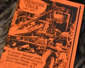 Tractor Talk zine: a Queer Farmer's Ode to their Favorite Tractor