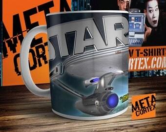 Star Wars Trek Galactica - Number One Fan Mug
